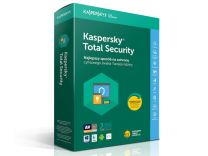 Kaspersky Total Security 3 Devices 1-Year AntiVirus Software
