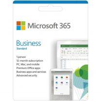 Microsoft 365 Business Standard 1-Year (Retail Box)