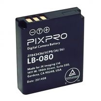Kodak LB-080 Compact Kodak Battery for PixiPro SP360