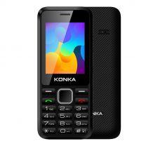 "Konka FP8 2.4"" 3G 128MB Mobile Phone - Black/Red"