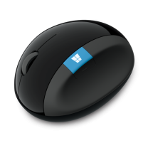 Microsoft Sculpt Ergonomic Mouse Black