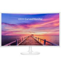 "Samsung F390 32"" Ultra Slim Curved LED Monitor (LC32F391FWEXXY)"