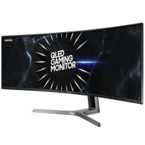 "Samsung CRG9 49"" 120Hz FreeSync2 5K2K Ultra-Wide Curved Gaming VA QLED Monitor"