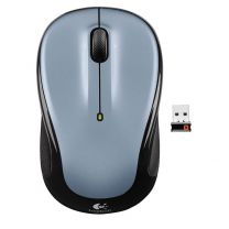 Logitech M325 Wireless Mouse - Grey