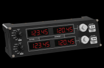 Logitech Pro Flight Simulator Cockpit Radio Panel