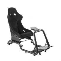 Brateck Premium Racing Simulator Cockpit Seat