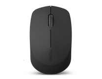 RAPOO M100 2.4GHz & Bluetooth Wireless Mouse Black