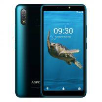 "Aspera AS6 Dual Sim 4G/4G 5.99"" 32GB/2GB Mobile Phone - Teal"