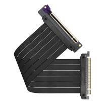 Cooler Master Universal PCIEx16 300mm Riser Cable v2 - Black