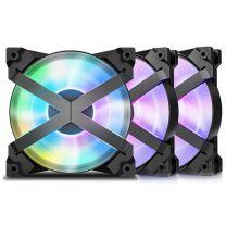 Deepcool MF 120GT 120mm ARGB Case Fan (3-in-1 Pack)
