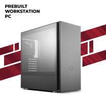 JW P620 Workstation PC - Intel i7 10700KF, 32GB RAM, Quadro P620, 500GB NVME, 1TB HDD, 650W PSU, WIN10 PRO