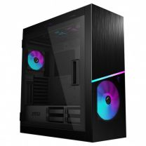 MSI MPG SEKIRA E-ATX Case TG Window - Black