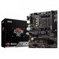 MSI A520M Pro AM4 mATX Motherboard