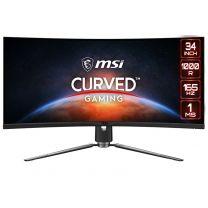"MSI ARTYMIS 343CQR, 34"" UWQHD 165Hz 1ms VA Free Sync Curved Gaming Monitor"