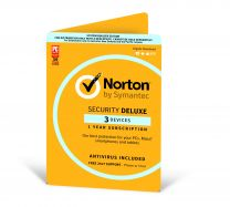 Norton Security Deluxe 1 Yrs 3 Devices