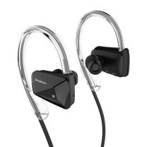 Simplecom NS200 Bluetooth Neckband Sports Headphones - NFC Black