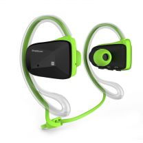 Simplecom NS200 Bluetooth Neckband Sports Headphones - NFC Green
