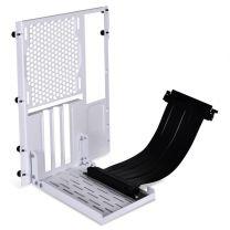 Lian Li O11D-MINI PCIe 3.0 Vertical Bracket Kit-White
