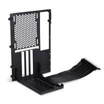 Lian Li O11D-MINI PCI-e 4.0 Vertical Bracket Kit-Black