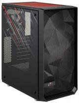 Fractal Design Meshify C Phantom Blackout ATX Tempered Glass Computer Case - Dark Tint