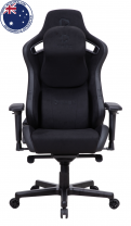 ONEX EV12 Evolution Suede Edition Gaming Chair - Suede Black