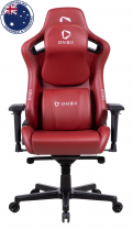 ONEX EV12 Evolution Edition Gaming Chair - Limited Red