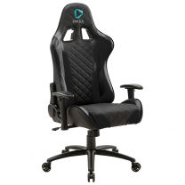 ONEX GX330 Series Faux Leather Gaming Chair - Black