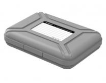 "Orico PHX35 3.5"" Hard Drive Protective Case - Grey"