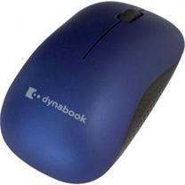 Toshiba DynaBook W55 Wireless Optical Mouse - Matte Blue