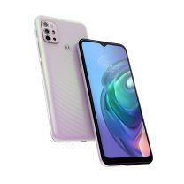 """Motorola G10 6.5"""" 4G/64GB Mobile Phone - Sakura Pearl"""