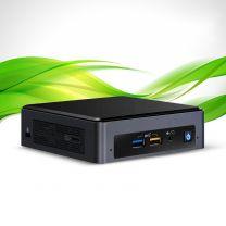 JW i3 Intel NUC Mini Office PC -Intel Core i3, 240GB SSD, 8GB RAM, Windows 10