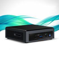 JW i5 Intel NUC Mini Office PC -10th Gen Core i5, 500GB SSD, 8GB RAM, Windows 10
