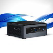 JW i7 Intel NUC Mini Office PC -10th Gen Core i7, 500GB NVME SSD, 16GB RAM, Windows 10