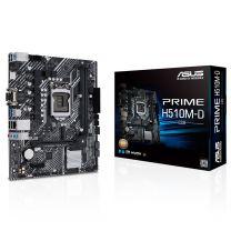 Asus PRIME H510M-D/CSM LGA 1200 Micro-ATX Motherboard