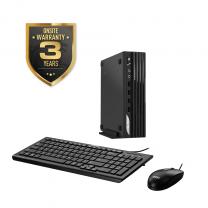 MSI PRO DP21 Business Desktop Mini PC i5-11400, 16GB RAM, 512GB SSD, Keyboard & Mouse, Windows 10 Pro