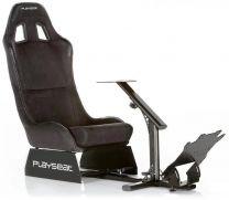 Playseat Evolution Alcantara Racing Seat - Black