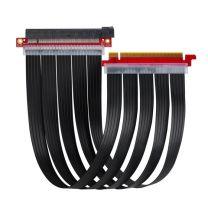 SilverStone RC04B-400 Flex PCI-E x16 Riser Cable, 400mm