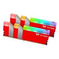 Thermaltake ToughRAM RGB 16GB(2x8GB) DDR4-3600 - Racing Red Edition