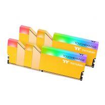 Thermaltake ToughRAM RGB 16G(2x8GB) DDR4-3600 RAM Memory - Metallic Gold