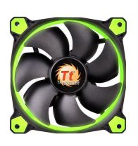Thermaltake Riing 14 Green LED High Static Pressure Radiator Fan