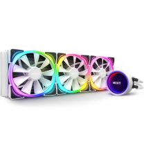 NZXT Kraken X73 RGB 360mm All-in-One (AIO) Liquid Cooler - Matte White