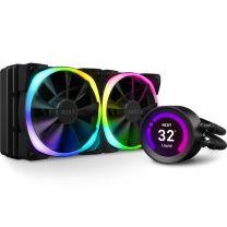 NZXT Kraken Z53 RGB 240mm AIO Liquid Cooler - Matte Black