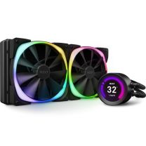 NZXT Kraken Z63 RGB 280mm AIO Liquid Cooler - Matte Black
