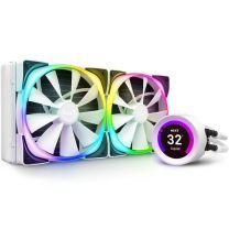 NZXT Kraken Z63 RGB 280mm AIO Liquid Cooler - Matte White