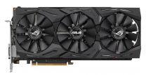 Manufacturer Refurbished ASUS ROG STRIX Radeon RX Vega64 8GB OC Gaming -Graphics Card Only
