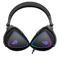 Asus ROG Delta S Wired USB-C Gaming Headset With AI Noise-Canceling Mic, RGB Lighting