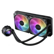 Asus ROG Strix LC II 280 ARGB AIO Liquid CPU Cooler - Black