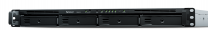 Synology RX418 RackStation 4-Bay 3.5'' 1U Rackmount Diskless NAS
