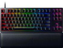 Razer Huntsman V2 Tenkeyless Gaming Keyboard Purple Switch