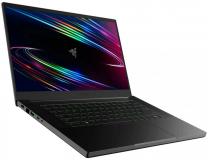 "Razer Blade 15 Base Model 15.6"" FHD 120Hz Laptop - Black, i7-10750H, 16GB RAM, 256GB SSD, GTX1650Ti, Windows 10 Home"